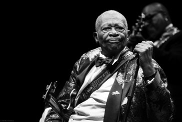 Addio B.B. King</br>The blues is gone