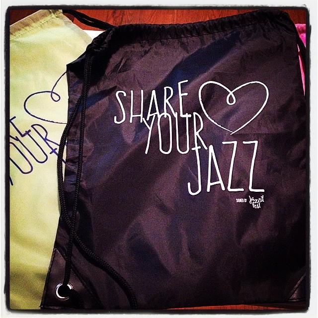 Zainetti 'Share Your Jazz'