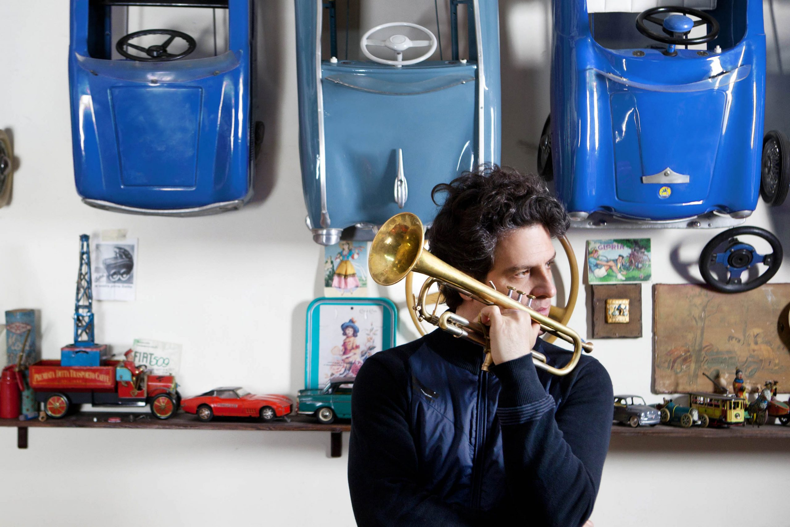 Luca Aquino </br>40 concerti e 4.000 km in bici