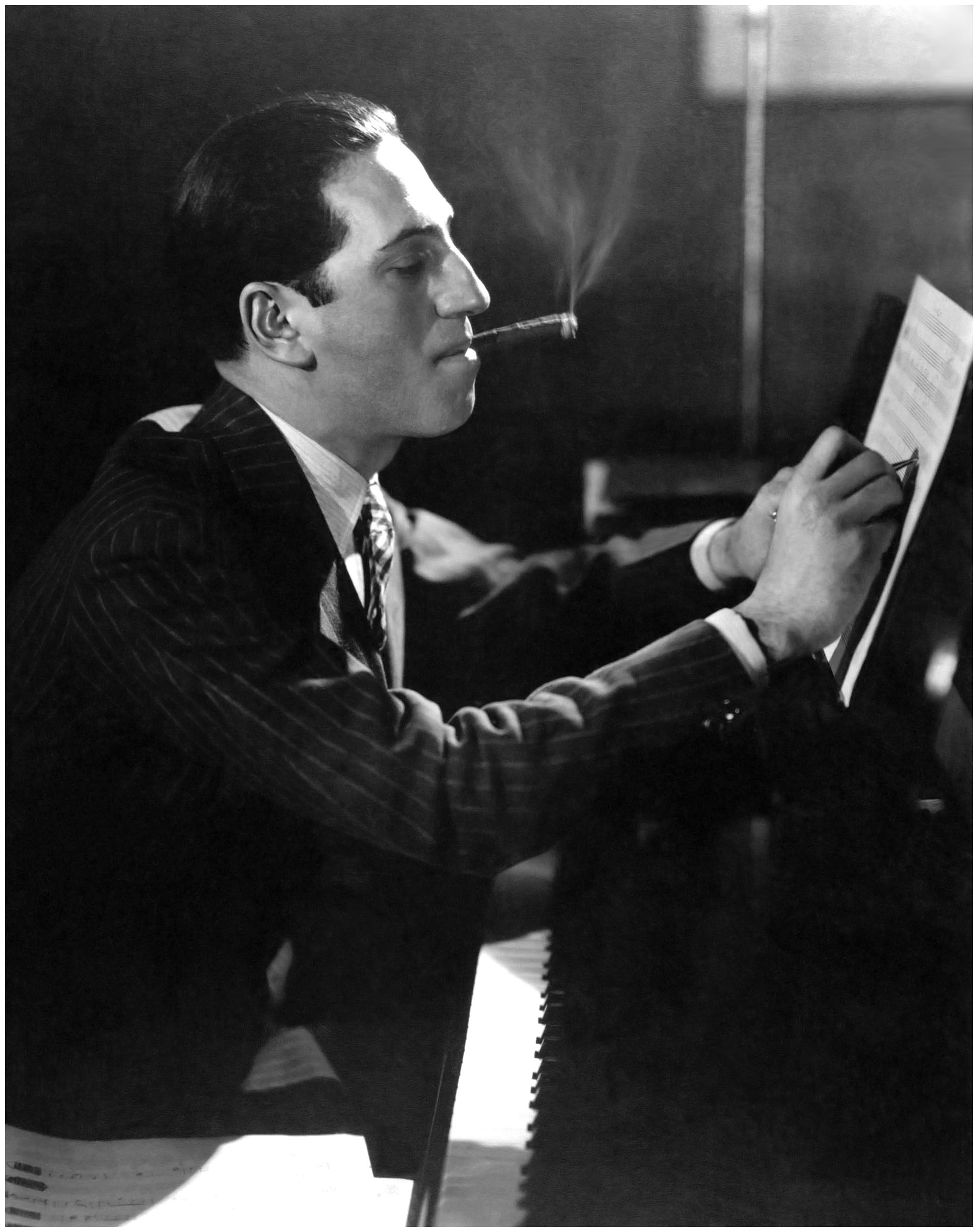 George Gershwin<br>L'America in un pianoforte