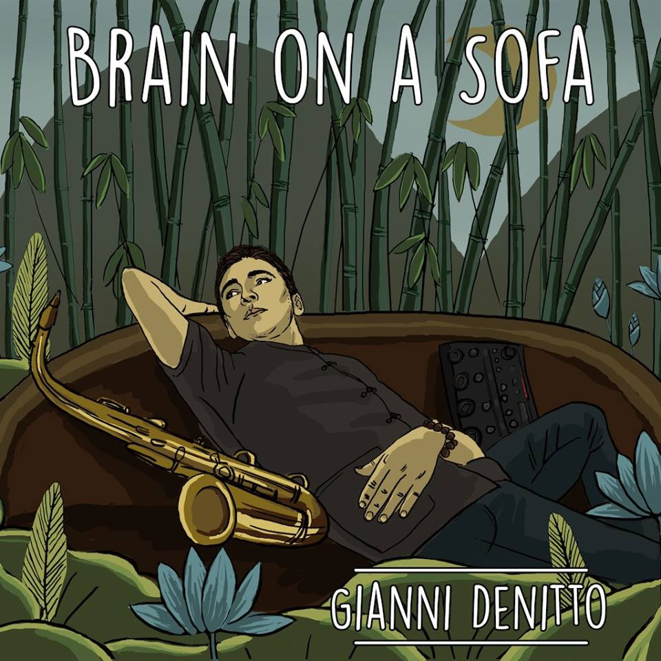 Brain On A Sofa</br> The Continuing Adventures of Gianni Denitto