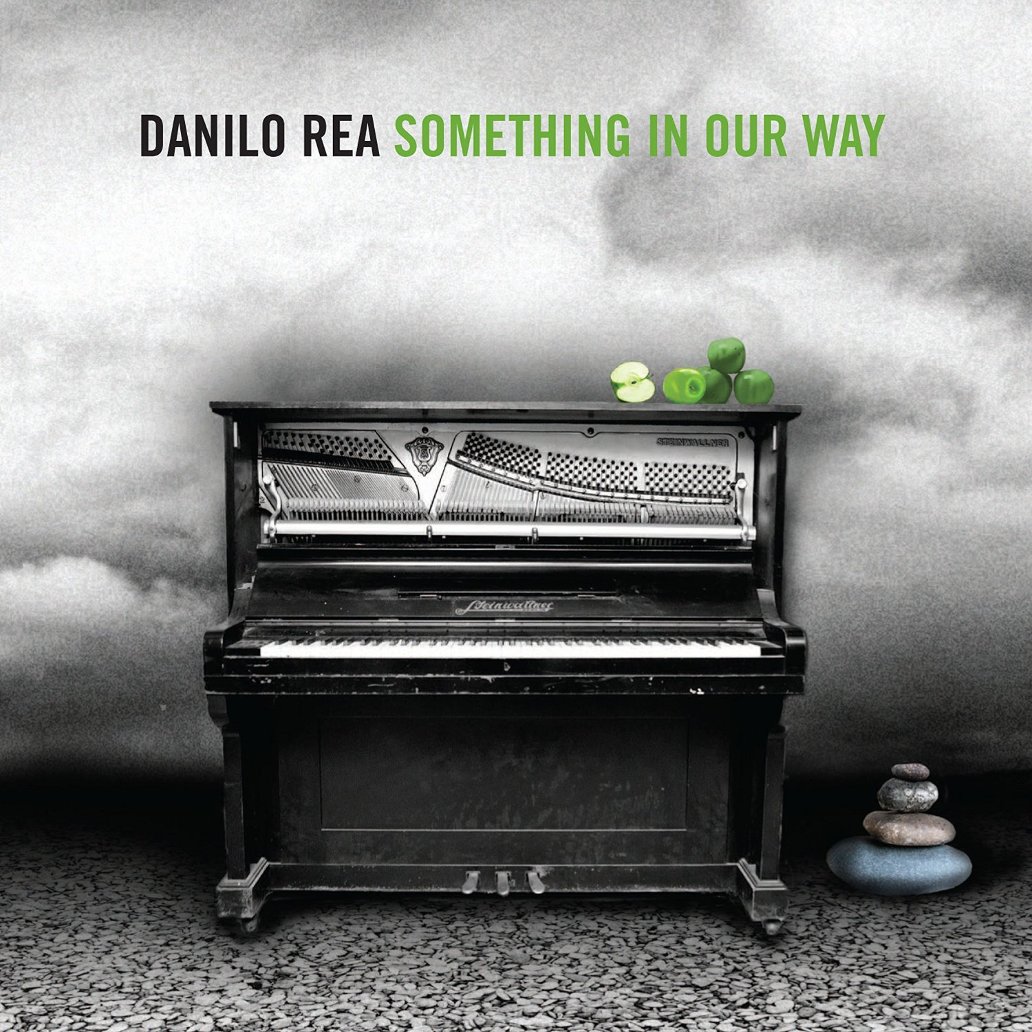 Danilo Rea</br>Something In Our Way</br>Warner, 2015