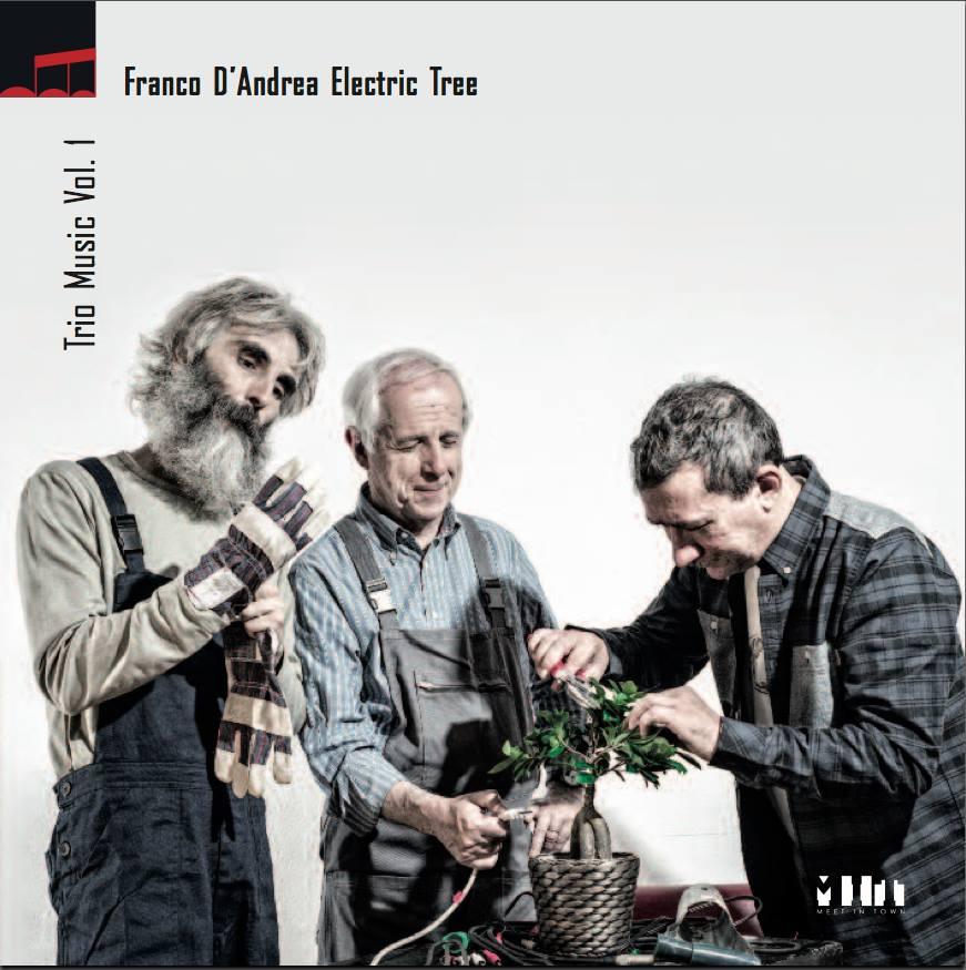 Franco D'Andrea Electric Tree</br>Trio Music Vol. 1</br>Parco della Musica, 2016