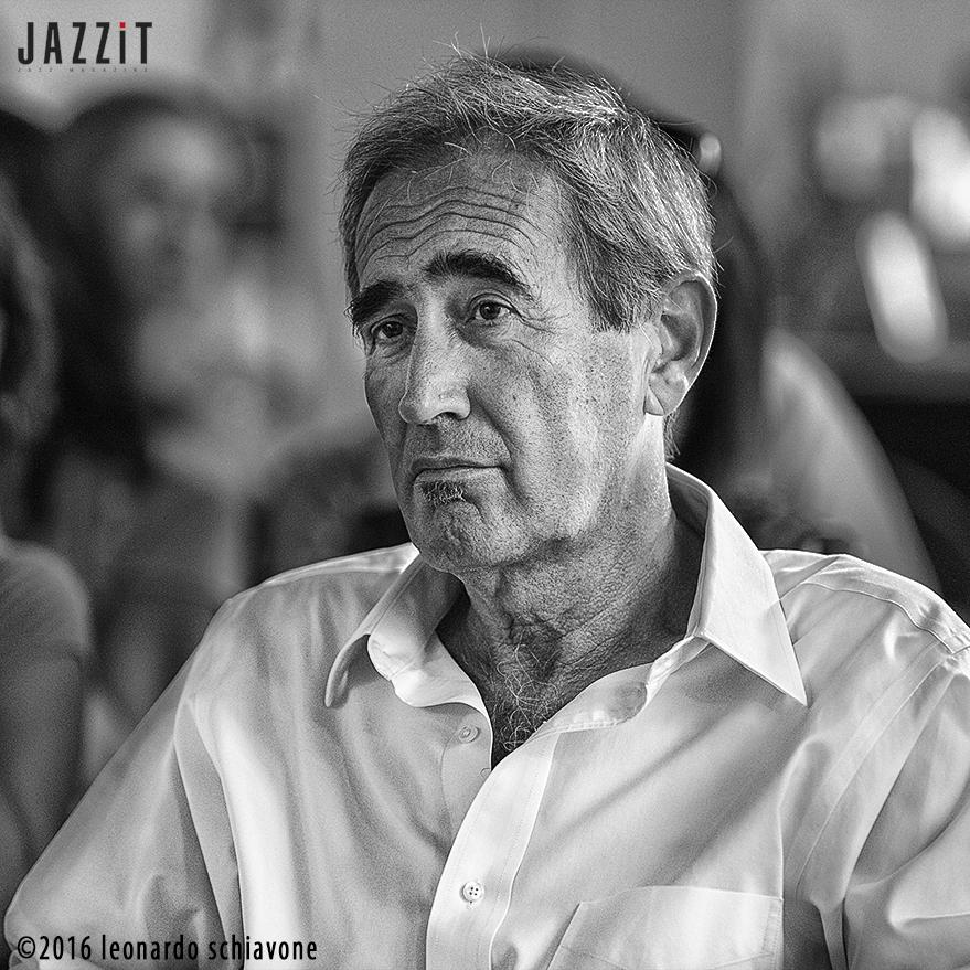 MARIO CIAMPÀ:I 40 anni del Roma Jazz Festival