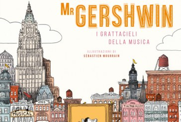 Sousie Morgenstern/Sébastien Mourrain</br>Mr Gershwin</br>Curci Young, 2016