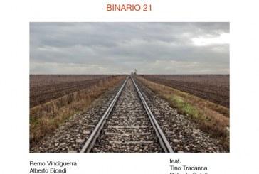 Remo Vinciguerra</br> Binario 21</br>Azzurra, 2016