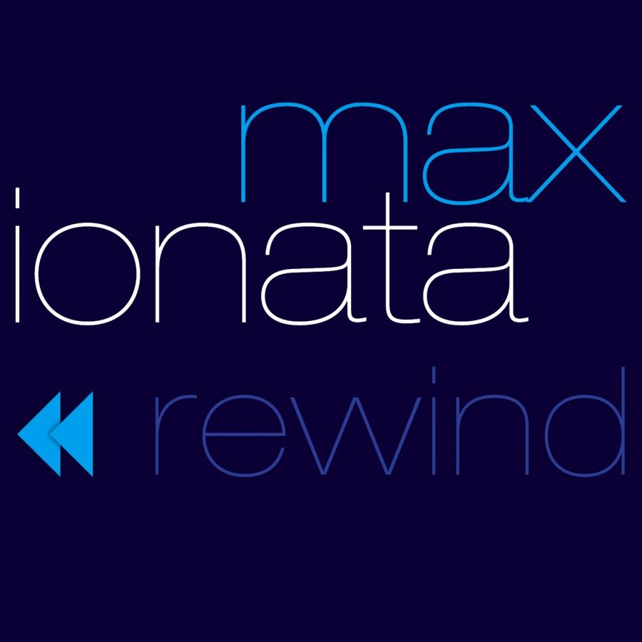 Max Ionata</br>Rewind</br>Via Veneto Jazz/Jando, 2016