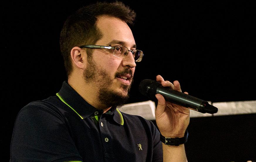 I suoni della piazzaIntervista a Marco Santalessa