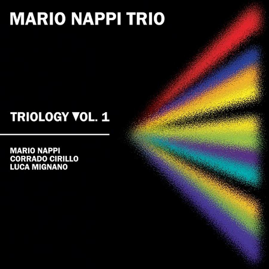 Mario Nappi Trio </br>Triology vol.1</br>Skidoo, 2016