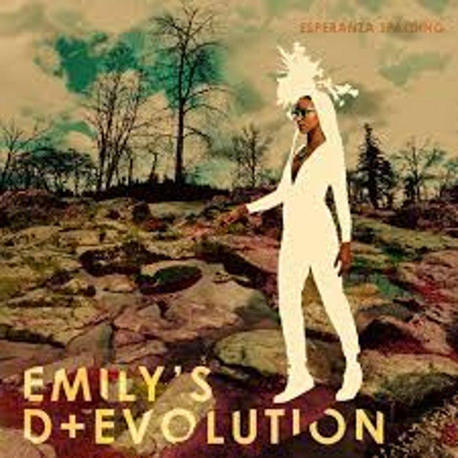 Esperanza Spalding </br>Emily's D+Evolution</br>Concord, 2016