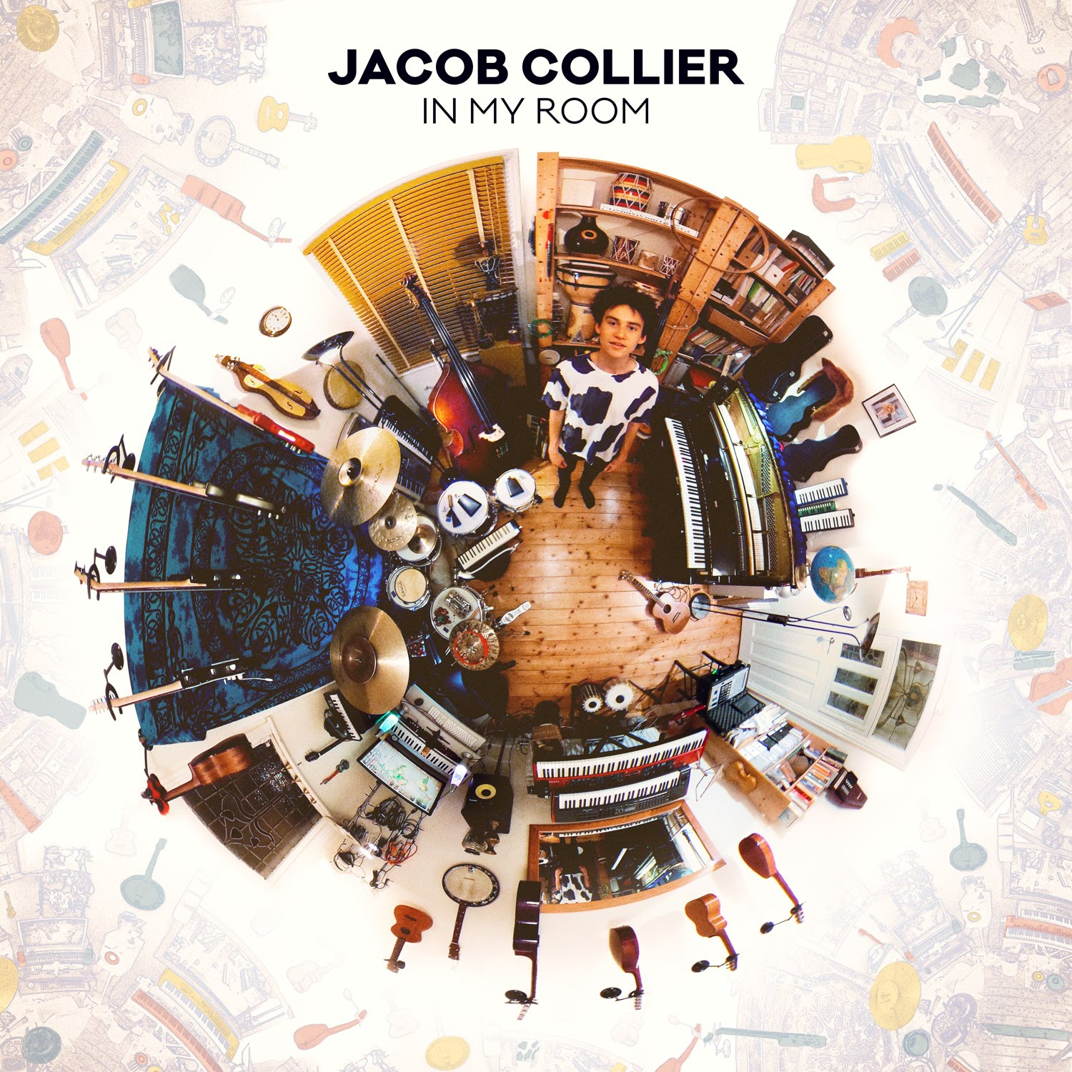 Jacob Collier</br>In My Room</br>Qwest/Membran, 2016