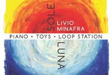 Livio Minafra</br>Sole Luna</br>Incipit, 2016