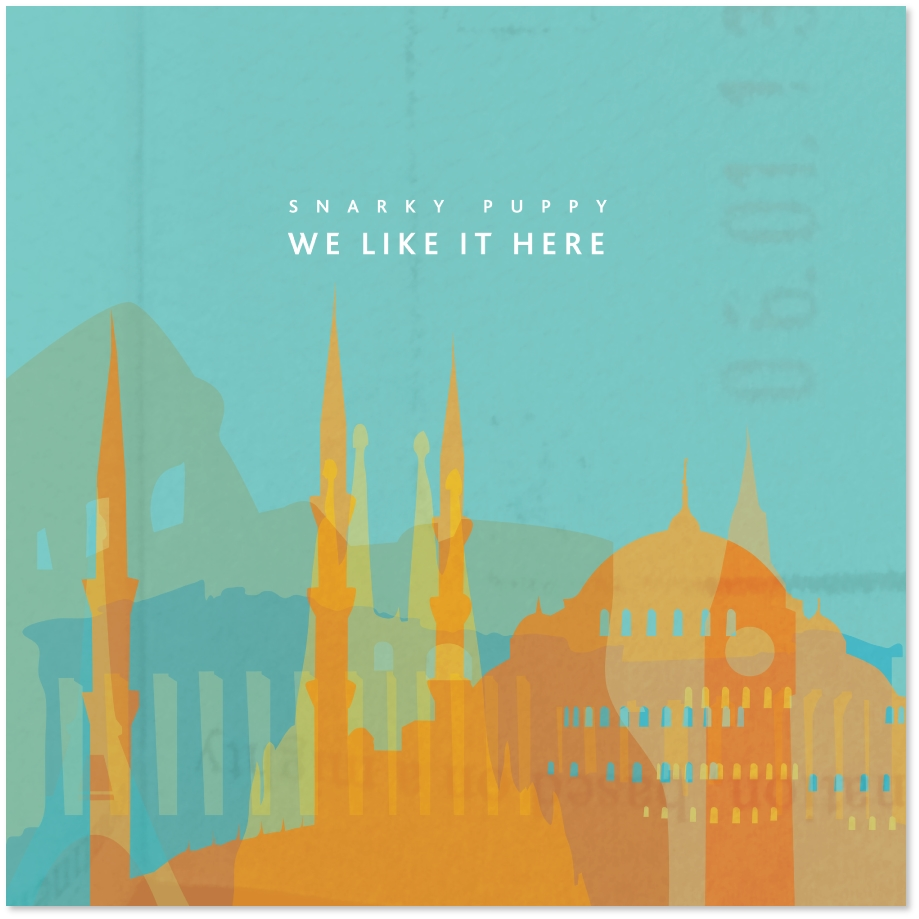 Snarky Puppy</br>We Like It Here</br>Ropeadope, 2014