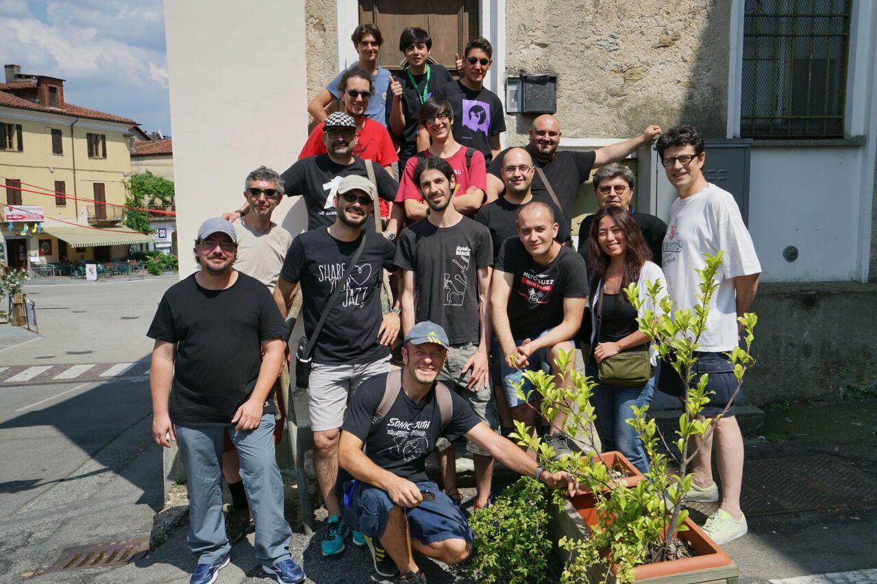 Al Jazzit Fest con la squadra tecnica Le interviste di Daniela Floris