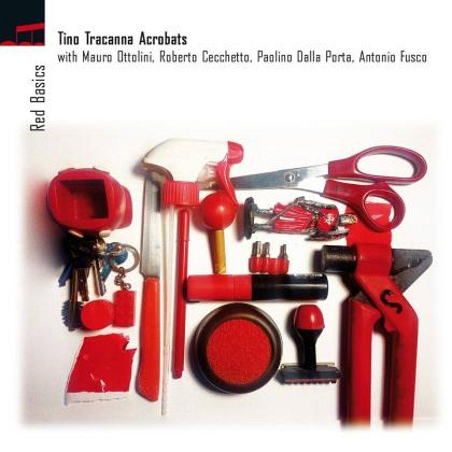 Tino Tracanna Acrobats</br>Red Basics</br>Parco Della Musica, 2016
