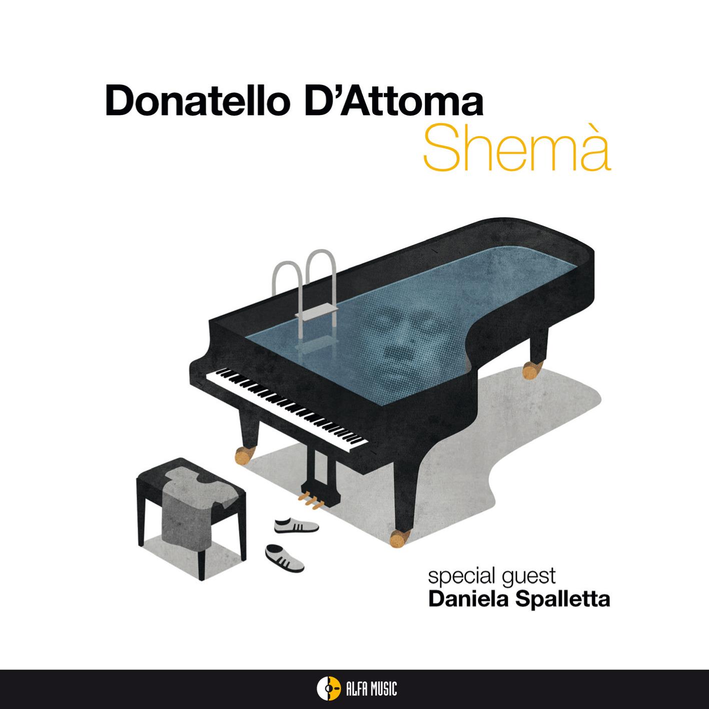 Donatello D'Attoma</br>Shemà</br>Alfa Music, 2016
