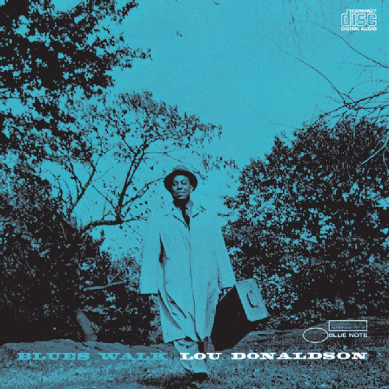 Lou Donaldson </br>Blues Walk</br>Blue Note, 1958