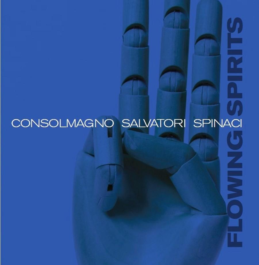 Consolmagno, Salvatori, Spinaci</br>Flowing Spirits</br>Red Records, 2012