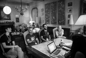 Al Jazzit Fest con</br> Unisono Groove Makers</br> Le interviste di Daniela Floris