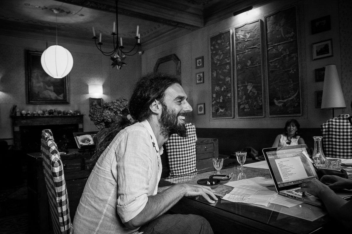Al Jazzit Fest conFrancesco Mascio Le interviste di Daniela Floris