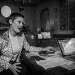 Al Jazzit Fest con </br>Mafalda Minnozzi </br> Le interviste di Daniela Floris