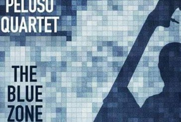 Davide Peluso Quartet</br>The Blue Zone</br>A.Ma, 2016