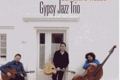 Salvatore Russo</br>Gypsy Jazz Trio</br>Emme Label, 2016