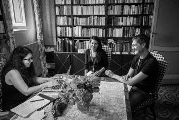 Al Jazzit Fest con </br>Saboriso</br> Le interviste di Daniela Floris