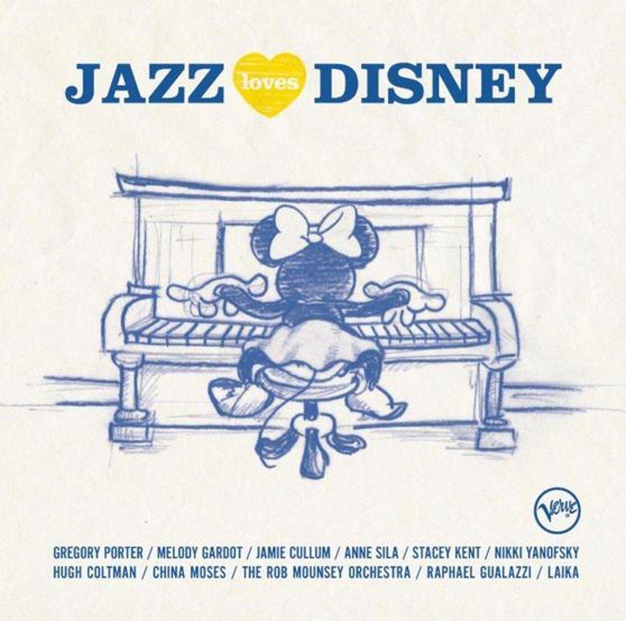 A.A.V.V.</br>Jazz Loves Disney</br>Verve, 2016