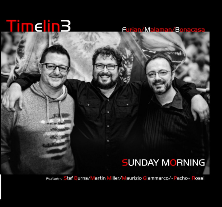 Timelin3</br>Sunday Morning</br>Setticlavio