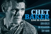 Chet Baker</br>Live In London </br>Ubuntu, 2016