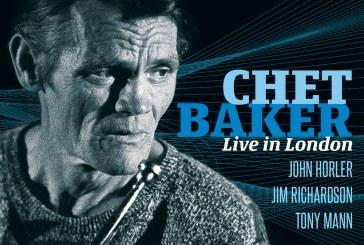 Chet Baker</br>Live In London </br>Ubuntu, 2016