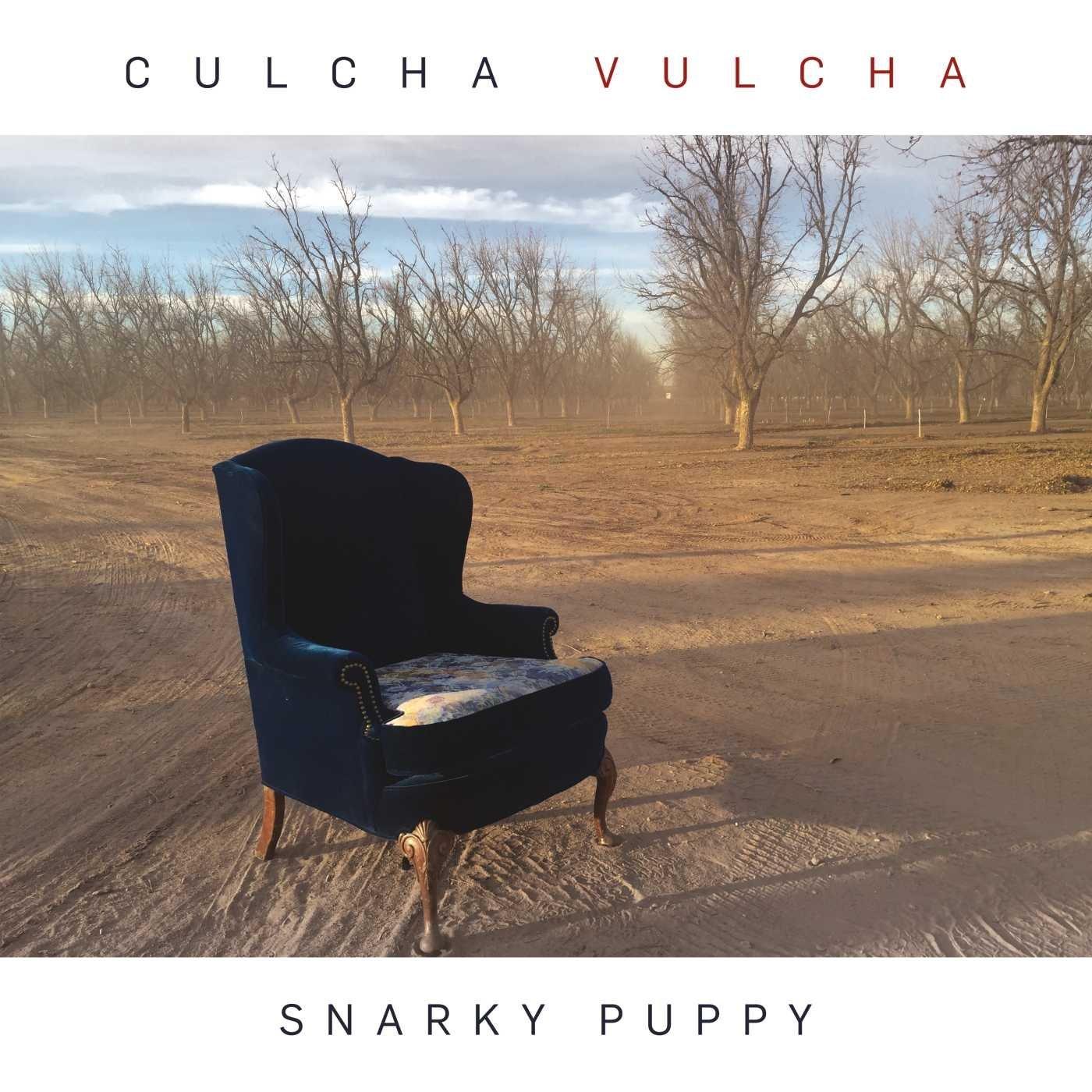 Snarky Puppy</br>Culcha Vulcha</br>Decca, 2016