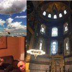 Francesco Cusa</br>Diario da Istanbul</br>Tour Diary