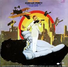 Jean Luc Ponty</br>King Kong</br>World Pacific, 1970