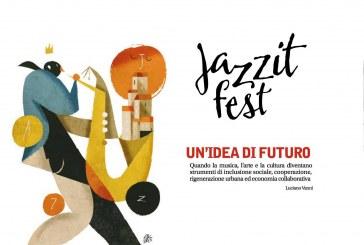 A.A.V.V.</br>Jazzit Fest: un'idea di futuro</br> LVE, 2016