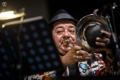 Fabrizio Giammarco</br>Mauro Ottolini al Teate Winter Festival</br>Reportage