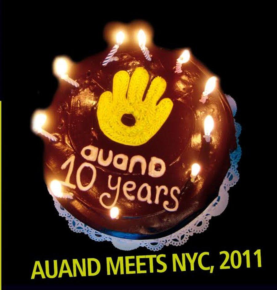 A.A.V.V.</br>Auand Meets NYC </br>Auand, 2016