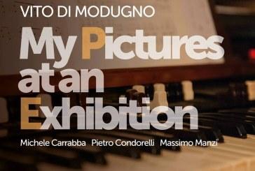 Vito Di Modugno</br>My Pictures At An Exhibition</br>Abeat, 2017