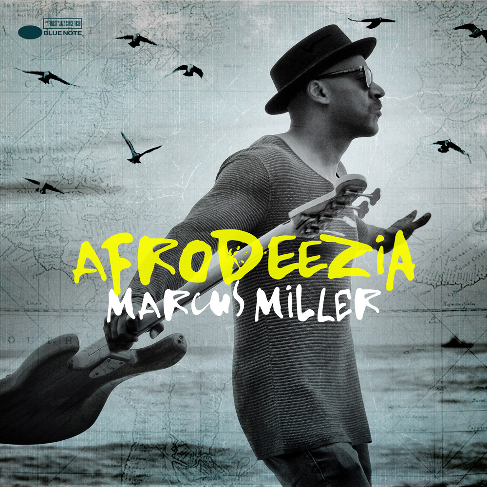 Marcus Miller</br>Afrodeezia</br>Blue Note, 2015