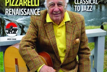 Bucky Pizzarelli </br>Renaissance: A Journey From Classical To Jazz</br>Arbors, 2016
