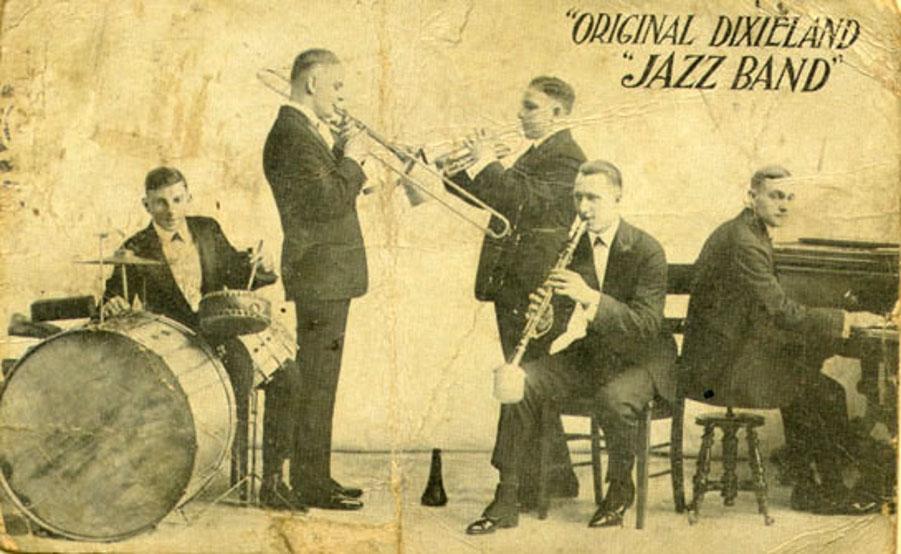 Original Dixieland Jass Band</br>First Jass Recordings</br>