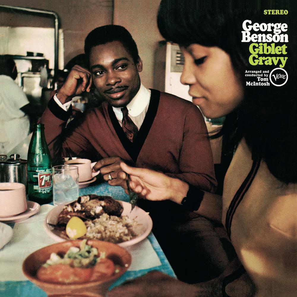 George Benson </br>Giblet Gravy </br>Verve, 1968