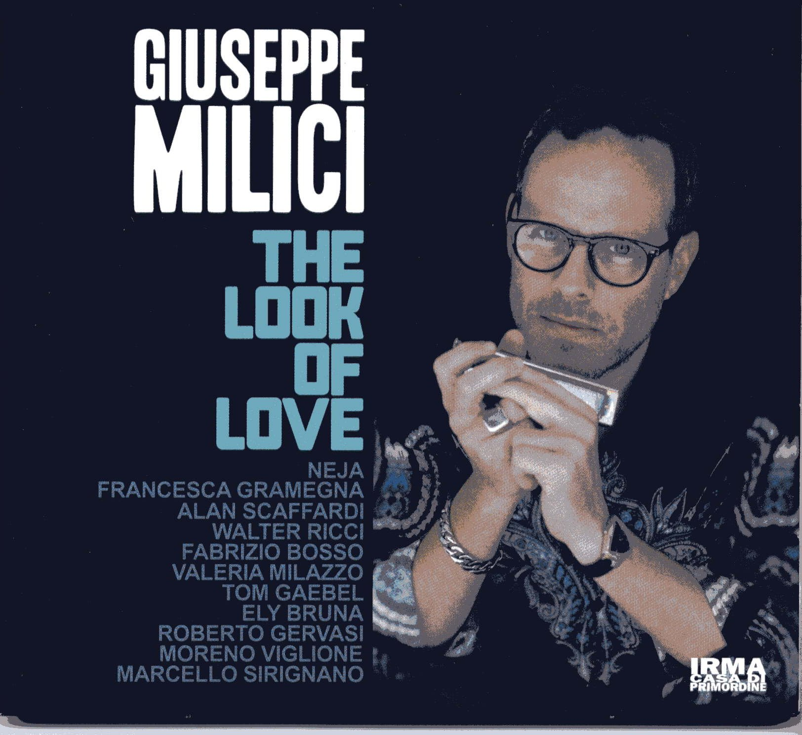 Giuseppe Milici</br>The Look Of Love</br>Irma, 2016