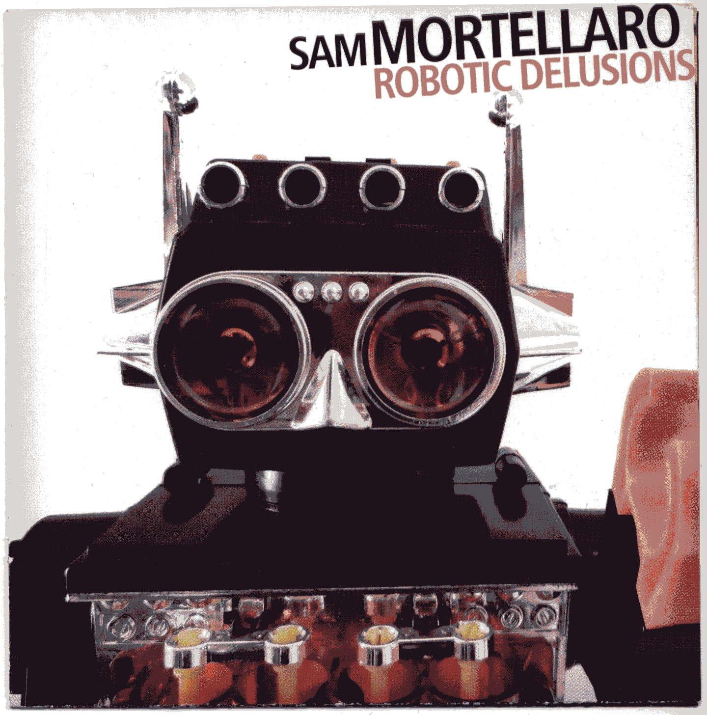 Sam Mortellaro</br>Robotic Delusions</br>Auand, 2016