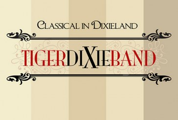 Tiger Dixie Band  </br>Classical In Dixieland  </br>Alman, 2017