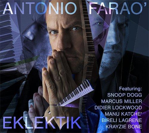 Antonio Faraò </br>Eklektik </br>Warner, 2017