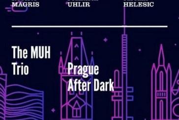The MUH Trio</br>Prague After Dark</br>JMood, 2017