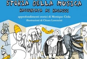 Remo Vinciguerra</br> Una fantastica storia della musica raccontata ai ragazzi</br> Curci, 2017
