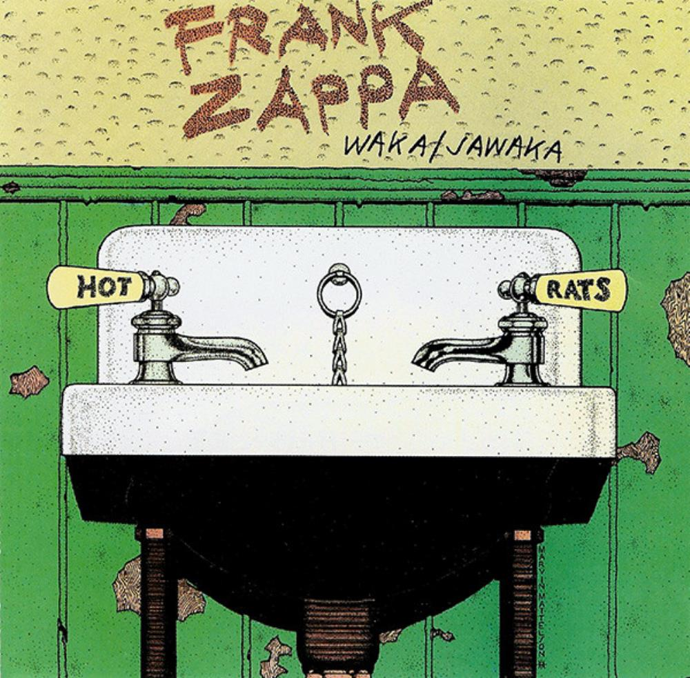 Frank Zappa</br>Waka/Jawaka </br>Reprise, 1972